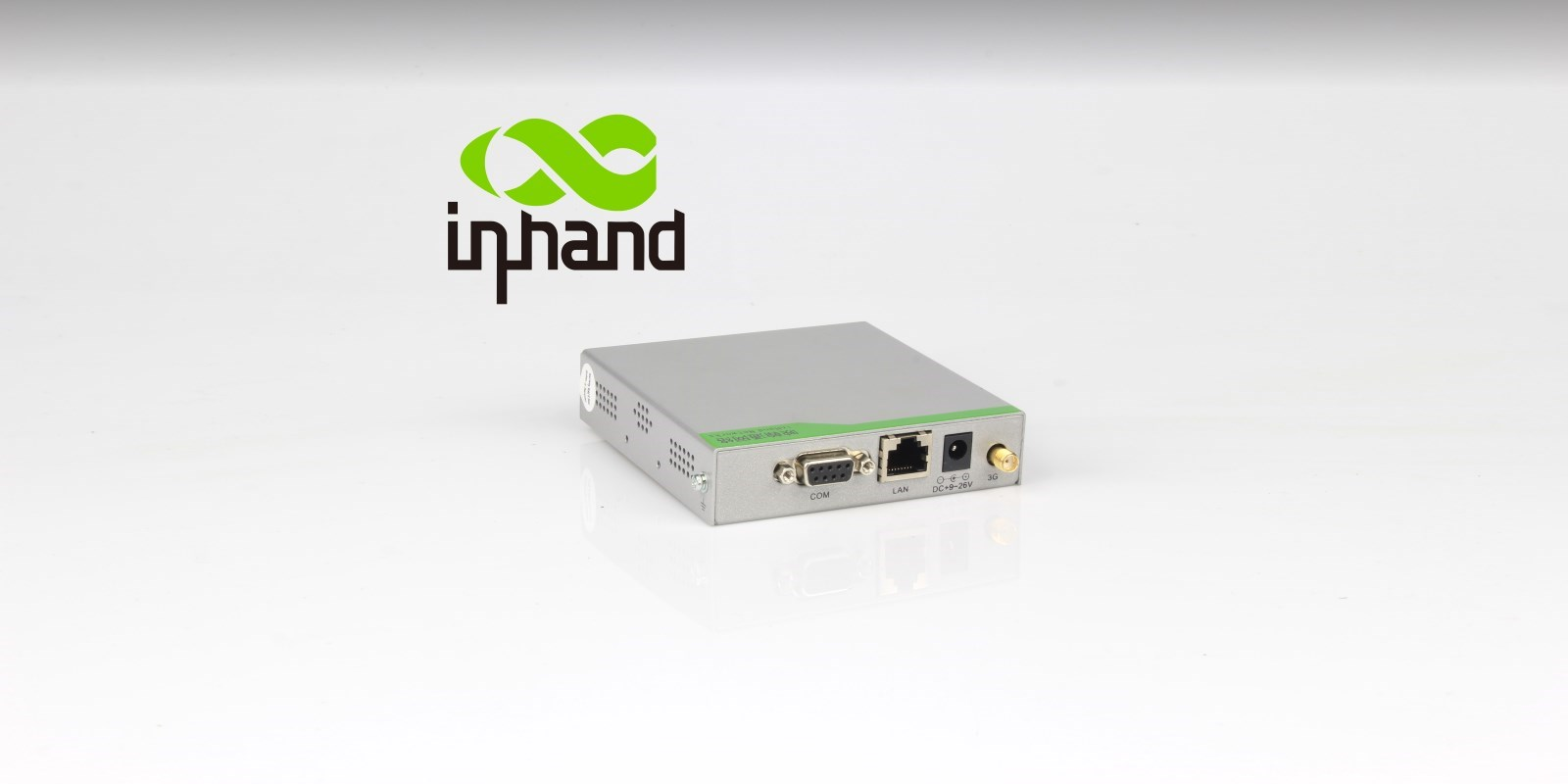 Inhand Networks - Industrial Router IR691PH09 HSPA+