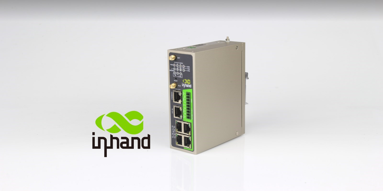 Inhand Networks - Industrial Router IR915PH09 HSPA+