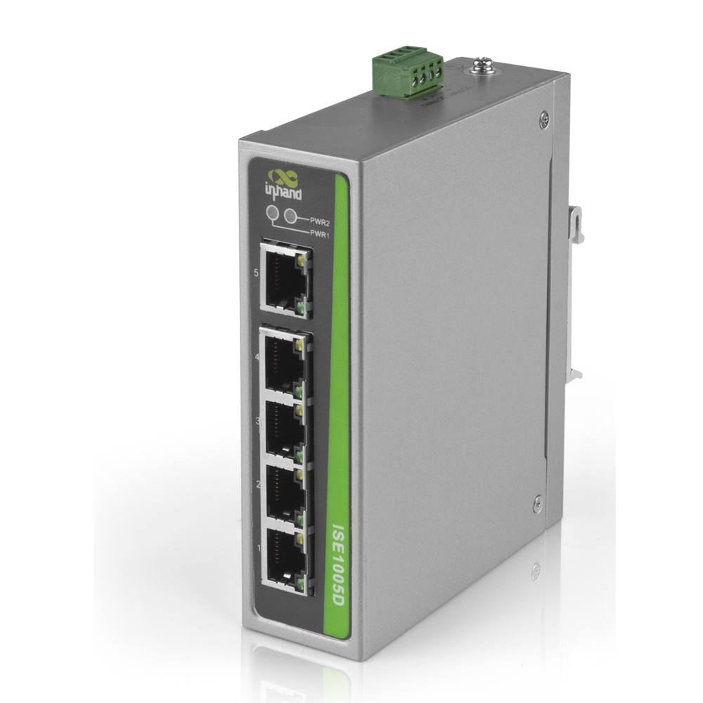 Entry-level Ethernet Switch ISE 1005D