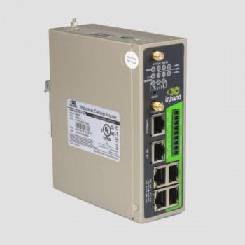 Inhand Networks IR900 - Router Industriale LAN TO LAN di nuova generazione con caratteristiche avanzate. Permette di collegarsi ad apparati remoti utilizzando un collegamento Internet esistente Lavora in ambienti a condizione estreme: -25°C ~ +70°C
